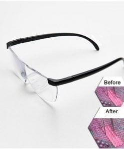 Forstørrelsesbriller - Diamond Paint