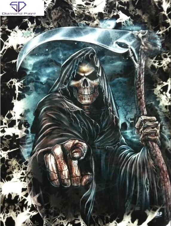 Image of Døden peger på dig