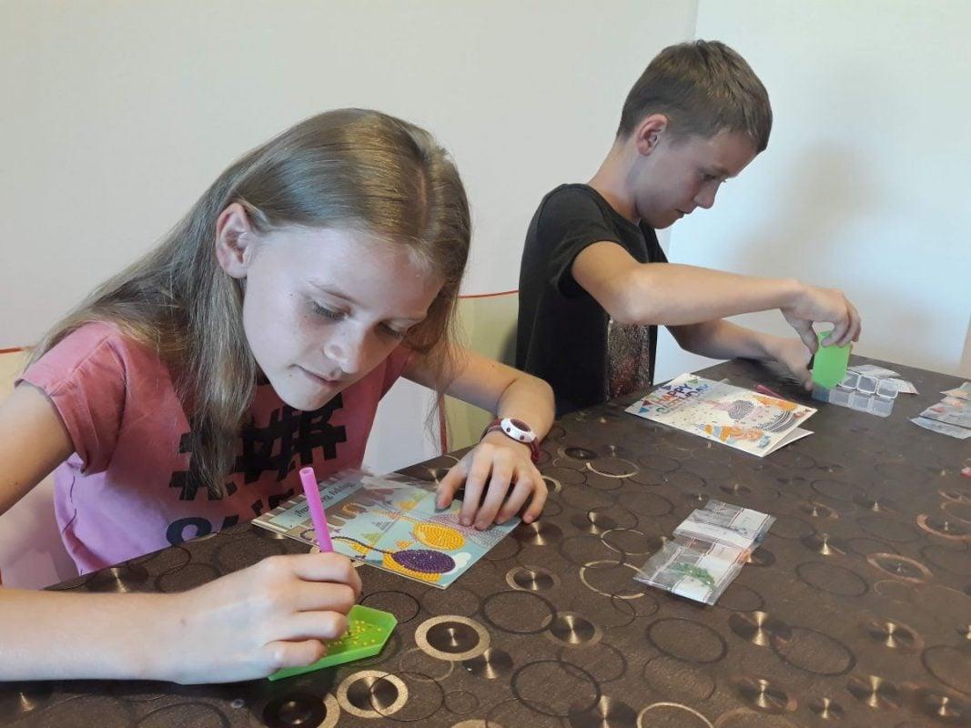 Er diamond paint også for børn?