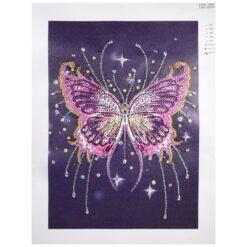 Sommerfugl - Diamond Paint