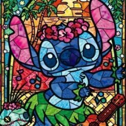 Stitch - Diamond Paint