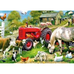 Dyr på gården