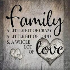 Family love - diamond paint
