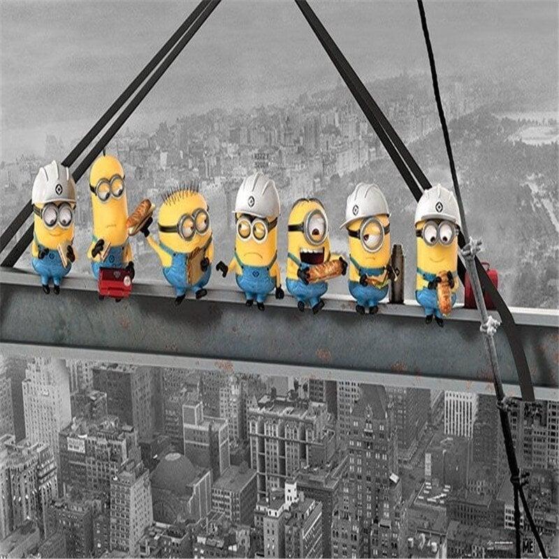 Minions over New York thumbnail