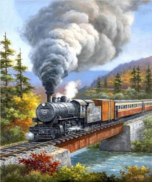 Image of Damplokomotiv pa%CC%8A bro