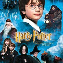 Harry Potter filmplakat i diamond paint