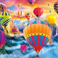 Luftballoner - Bling - diamond paint