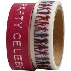 Washi-tape - pink - til diamond paint