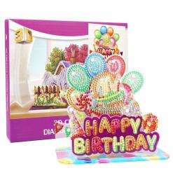 3D-billede, Happy birthday